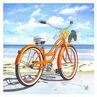 My Orange Pride Fine Art Print