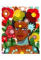 Ipanema Girl Fine Art Print