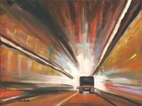 Tunnel Vision Fine Art Print