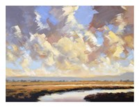The Marsh 3 Fine Art Print