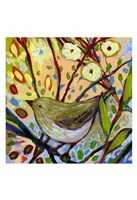 Modern Bird IV Fine Art Print