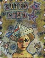 Super Star Fine Art Print