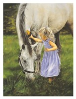 Grace and the Grey Fine Art Print