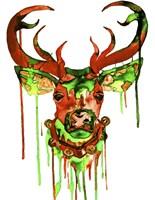 Reindeer Fine Art Print