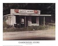 Oakbowery Store Fine Art Print