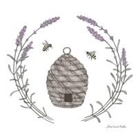Happy to Bee Home II Fine Art Print
