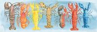 A Rare Catch Red Lobster Fine Art Print