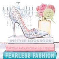 Fearless Fashion IV Fine Art Print