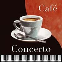 Cafe Concerto Fine Art Print