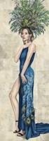 Deco Princess I Fine Art Print