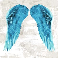 Angel Wings II Fine Art Print
