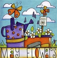 May Flowers Fine Art Print