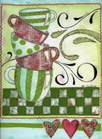 Coffee  Time Fine Art Print