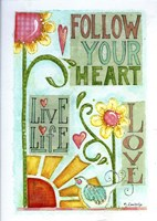 Love To Thee Fine Art Print