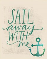 Sail Away with Me Fine Art Print