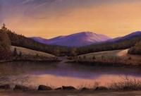 Magestic Landscape Fine Art Print