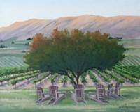 Frichette Winery Fine Art Print