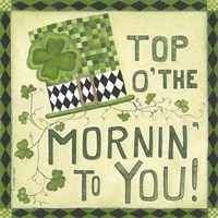 Top of the Morning Fine Art Print