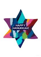 Hanukkah Star Fine Art Print