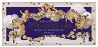 Savon Paradisia Gelle Freres Fine Art Print