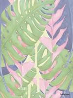 Fern Collage Fine Art Print