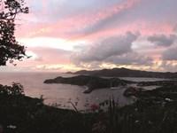 Antigua Sunset II Fine Art Print