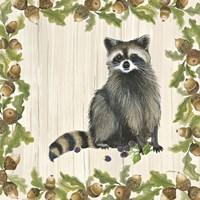 Woodland Critter V Fine Art Print