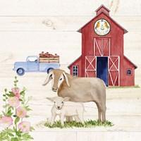 Life on the Farm IV Fine Art Print