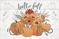 Fall Fun I Fine Art Print