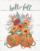 Fall Fun II Fine Art Print