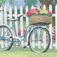 Beautiful Country II Square Fine Art Print