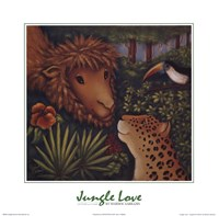 Jungle Love IV Fine Art Print