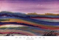 Petaluma Fine Art Print