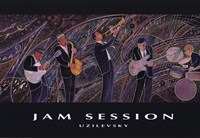 Jam Session Fine Art Print