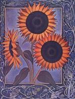 Flora Nouveau Fine Art Print