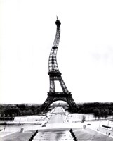 Paris, 1960 Fine Art Print
