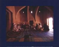 luc Manaud - Agaditi Portes du Desert Fine Art Print