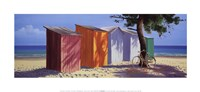 Cabins Fine Art Print