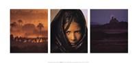 luc Manaud - Sahara Fine Art Print