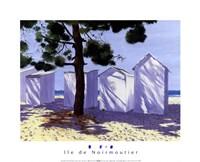 Island of Noirmoutier Fine Art Print