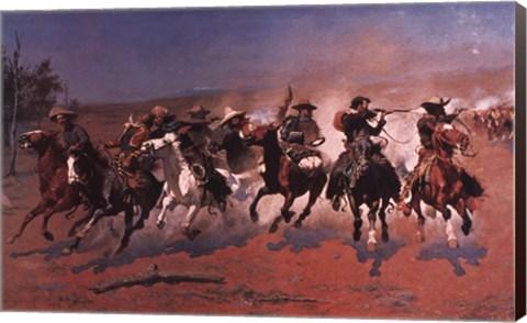 Famous cowboy art - photo#11