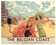 Belgian Coast Art