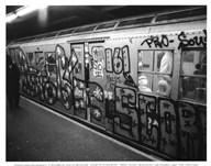 Take the E-Train  Fine Art Print