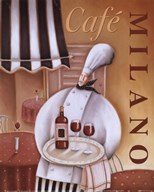 Cafe Milano Art