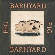 Barnyard Pig