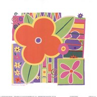 Flower Power  Fine Art Print
