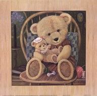 Bear Lullaby Art