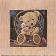 Bear Lullaby Art