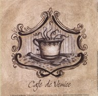 Cafe De Venice Art