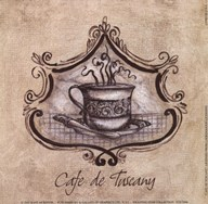 Cafe De Tuscany Art